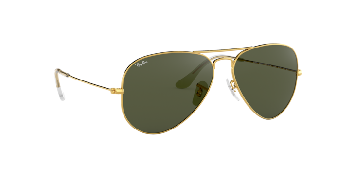 Ray-Ban Aviator Large Metal napszemüveg RB 3025 L0205 #12