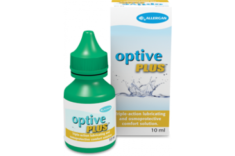 Optive Plus (10 ml), szemcsepp