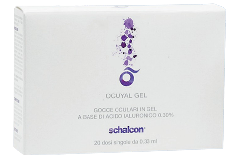 Ocuyal Gel (20x0.33 ml)