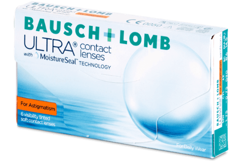 Bausch & Lomb Ultra with Moisture Seal Toric (6 db)