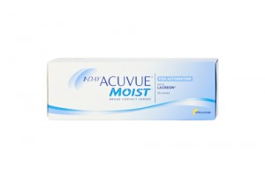 1 Day Acuvue Moist For Astigmatism (30 db), napi kontaktlencse
