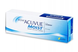 1 Day Acuvue Moist (30 db), 8.5, +1.00