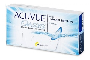 Acuvue Oasys With Hydraclear Plus (12 db)