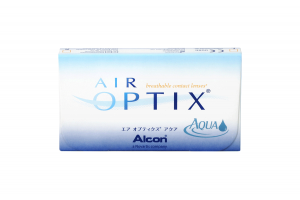 Air Optix Aqua (3 db), havi kontaktlencse