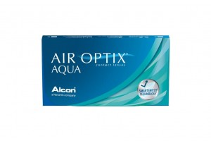 Air Optix Aqua (6 db), havi kontaktlencse