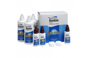 Boston Advance Pack: 3x Conditioner (120 ml) + 3x Cleaner (30 ml)