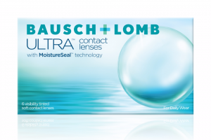 Bausch & Lomb Ultra with MoistureSeal (6 db)