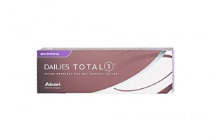 Dailies Total 1 Multifocal (30 db), napi kontaktlencse