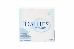 Focus Dailies All Day Comfort (90 db), napi kontaktlencse
