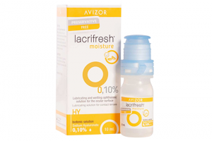 Lacrifresh Moisture 0.10% (10 ml)