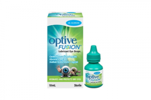 Optive Fusion (10 ml), szemcsepp