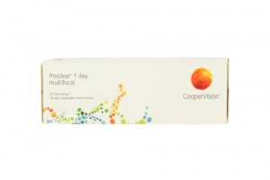 Proclear 1 Day Multifocal (30 db), napi kontaktlencse