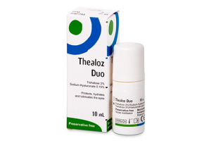 Thealoz Duo (10 ml), szemcsepp