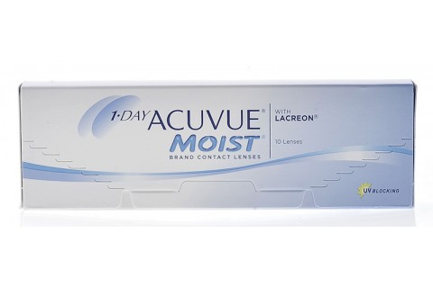 1 Day Acuvue Moist (10 db)