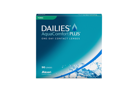 Dailies AquaComfort Plus Toric (90 db)