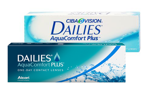 Dailies AquaComfort Plus (30 db)