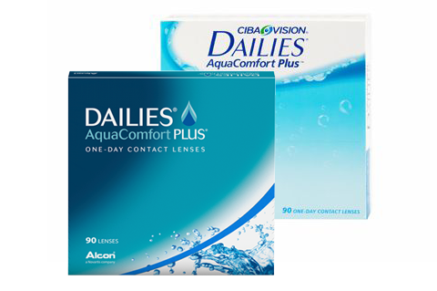 Dailies AquaComfort Plus (90 db)