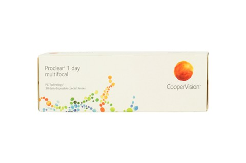 Proclear 1 Day Multifocal (30 db)