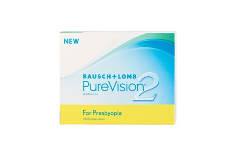 PureVision 2 Multi-Focal For Presbyopia (6 db)
