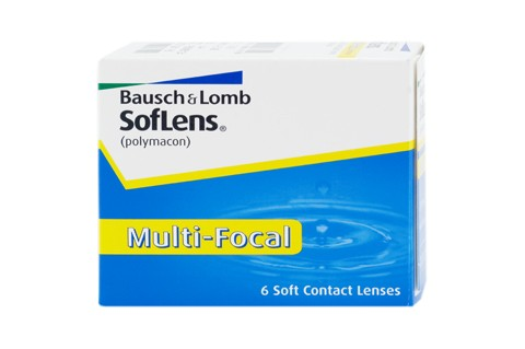 SofLens Multi-Focal (6 db)