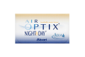 Air Optix Night & Day Aqua (6 db), havi kontaktlencse